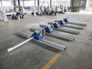 180W Portativ CNC Plazma chiqib ketish mashinasi qalin metallni kesish uchun 6 - 150mm
